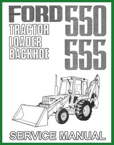 1975 case ih backhoe 3444 maquinaria pinterest case ih ih awesome ford 550 tractor loader backhoe tlb illustrated parts list manual read more post freerunsca Images