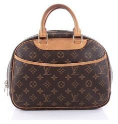 82642eac19a9 Louis Vuitton Pre-owned  Trouville Handbag Monogram Canvas. Pre Owned Louis  Vuitton