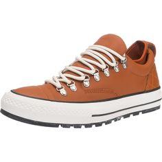 #CONVERSE #Herren #Chuck #Taylor #All #Star #Descent #Sneakers #braun - Obermaterial aus robustem Leder