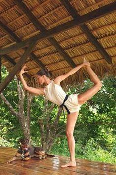Gisele Bündchen 'in #Yoga #Aşk 'ı #love #yoga #skinny