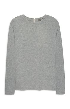 Primark - Grey Supersoft Jumper Fall Wardrobe, Primark, Jumper, Autumn, Clothes For Women, Sweatshirts, Grey, Sweaters, Outfits