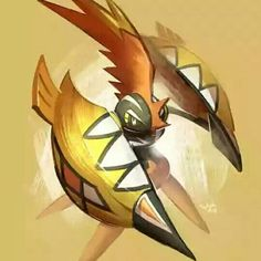 Tapu koko Guardian from Alola