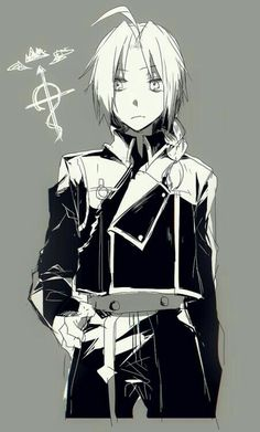 Why does Ed never wear the state alchemist uniform?