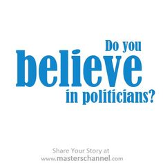 We want to know... #Question #Life #Politicians #Motivation