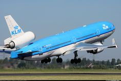 KLM - Royal Dutch Airlines PH-KCH McDonnell Douglas MD-11