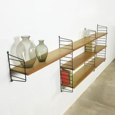 Wall Unit by Nisse Strinning for String Design AB
