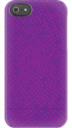 Purple Lizard case by Uncommon