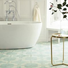 Parquet - Neisha Crosland Florentine - Wall & Floor Tiles | Fired Earth