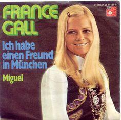 France Gall lp