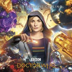 Geek News | New Doctor Who poster for Season 11 showing the new sonic screwdriver #DoctorWho