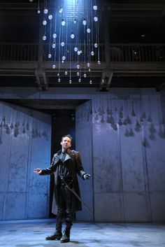 2012 - Johnjo O'Neill as 'Richard III'  RSC