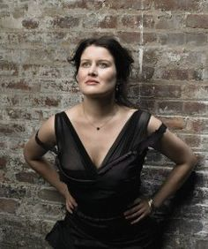 """Paula Cole - I've seen her six times.  Once we sang """"What'll I Do"""" together after a show.  She inspires me so much as a musician."""