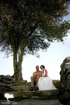 Jeff & Meryl's Jonathan Edwards Winery Wedding | VT Wedding Photographer | Orchard Cove Photography