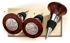 21 Unbelievable Wine Stopper Initial P Wine Stoppers And Opener Wood Turning Lathe, Wood Turning Projects, Wood Projects, Lathe Projects, Wine Bottle Stoppers, Wine Bottle Holders, Wine Opener Set, Wine Tasting Near Me, Wine Coolers Drinks