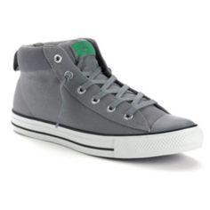 73a41ddf5072ea Converse Chuck Taylor All Star Mens Mid-Top Sneakers Converse Mid Tops