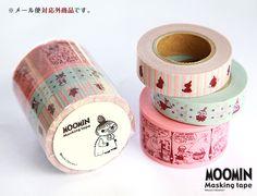 Moomin Masking tape set
