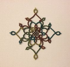 Tatting by the Bay: Free Patterns