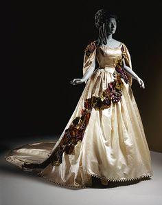 Gown for the Comtesse di Castiglione | c.1861-1867