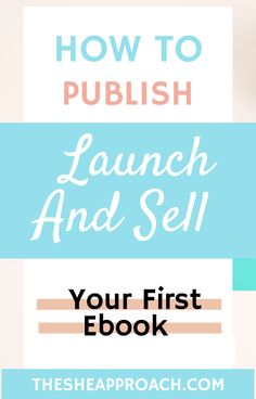 If you are thinking to write an e-Book and to sell it for profit but you have no idea how to realise this thing, this is why I wrote this post! I will show you extacly how to publish launch & sell your first e-Books & how you can make profit from selling e-Books! #ebooks #digitalproducts #makemoneyfromblogging #bloggingtips Great Business Ideas, Business Tips, Make Money Blogging, How To Make Money, Online Income, Online Entrepreneur, Social Media Tips, Ebooks, Product Launch
