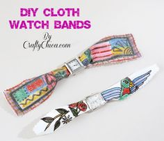 Cloth Watch Bands
