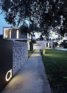 Olion Villa AA by Ark4lab of Architecture