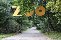 Zoo at Praga Park, Warsaw, Poland