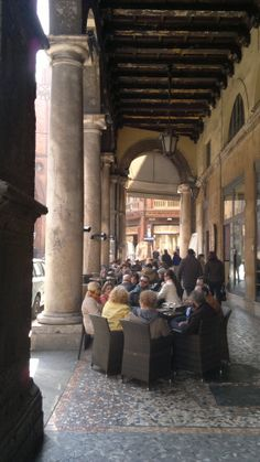 Bologna città di portici