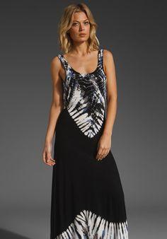 Style Stalker Tie Dye Maxi Dress