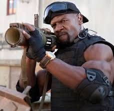 Born July 30th 1968 - Terry Alan Crews  is an American actor and former American football player. He is perhaps best known for playing Julius on the UPN/CW sitcom Everybody Hates Chris and for his appearances in Old Spice commercials, as well as films such as Friday After Next, White Chicks, and The Expendables (series).