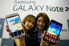 [RUMOR] Filtradas las supuestas caracteristicas técnicas del Samsung Galaxy Note 2