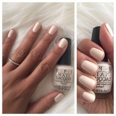 #OPI Be There In A Prosecco  #nails #polish