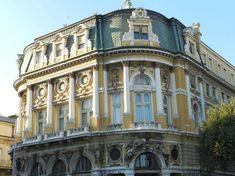 The Modello Palace - Rijeka, Croatia