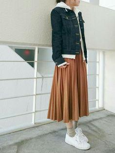 Denim Pants, Denim Skirt, Midi Skirt, Overalls, Tulle, My Style, Skirts, Jackets, How To Wear