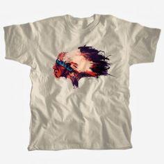 t-shirt indianin