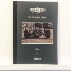 Vol 2 of the #limitededition #goodwood revival series from @blackbirdautomotive is just in. Lots of praise for the first one now nearly gone. #classiccar #festivalofspeed #brm #1966 #italianjob #brabham #tourer #barrysheene #rolex #daytona #fullthrottle #astonmartin #ferrari