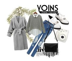 """""""Untitled #163"""" by maida-bojic ❤ liked on Polyvore featuring moda"""