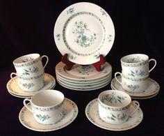 Vintage Limoges  Elegant Bernardaud Pekin Tea by TheTalentedTeaCup