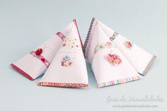 Cajitas de papel para sorpresitas o souvenirs