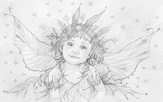 fairy sketches - Google Search
