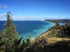 Michigan at its finest!   Photo of Sleeping Bear Dunes National Lakeshore by @monicagoesshow  . . . #adventure #adventurethatislife #ventureout #betterouthere #beautifuldestinations #exploremore #explore #outdoors #getoutside #traveling #traversecity #USATODAYTravel #puremichigan #michigan #michiganfall #lakemichigan #10best #wanderlust #travel #traveler #travelphotography #adventure #nature #beach