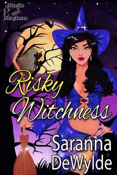 instaFreebie - Claim a free copy of Risky Witchness  #romance #paranormal