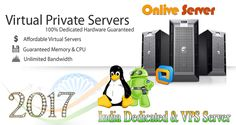 Now these days Dedicated Server is the common choice for all business class whether it is small or big. websites which usually deal with high traffic generation, contain confidential data, need more security with huge storage of data and with more uptime features for these all needs, an affordable dedicated Server is the best option for us. So, to fulfill your all needs we brought #India #Dedicated #Server at very affordable price so can easily take the benefits of it.