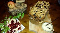 Pitadas De Açúcar...: Pão Com Nozes E Passas