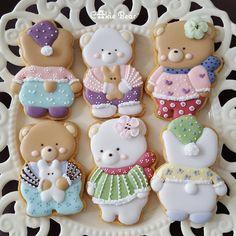 Ositos galletas oso