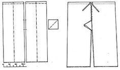 Výsledek obrázku pro strih kroje Diagram, Symbols, Letters, Sewing, Dressmaking, Couture, Stitching, Letter, Lettering