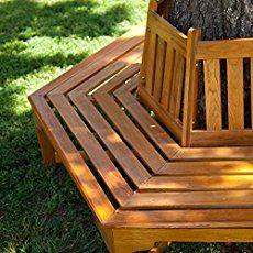 DIY – Tree Bench – Dan330