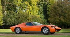 1969 Lamborghini Miura - P400 S #lamborghiniclassiccars