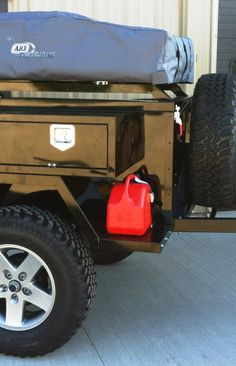 CAMPA USA Manufactures All Terrain Trailers And Camping For Outdoor Enthusiasts Disaster Response Personnel