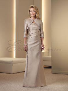 silver wedding dresses for older brides | ... Mother of the Bride Dress (MB111952) - Canada Wedding Dresses Shop