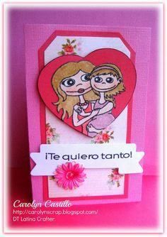 Te Quiero Mucho Mama Vintage Banner, Latina, Ideas, Amor, Castles, Stamps, Vintage Flag, Thoughts